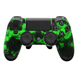 Scuf Infinity 4PS digital camo verde