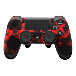 Scuf Infinity 4PS digital camo red