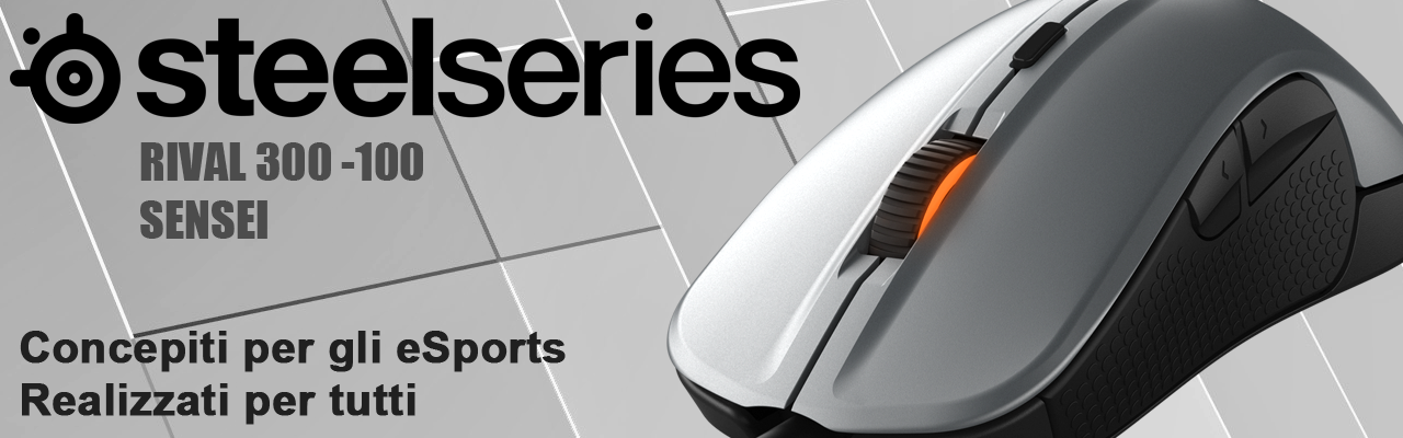Mouse SteelSeries