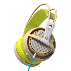 SteelSeries Siberia 200 Gaia Green