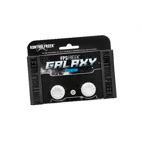 Kontrolfreek - FPS Freek Galaxy White PS4