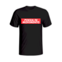 T-Shirt RAMPAGE IN THE BOX Poesia In Movimento