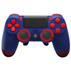 Scuf Infinity 4PS Dark Blue Red