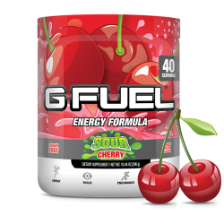 G-FUEL Sour Cherry
