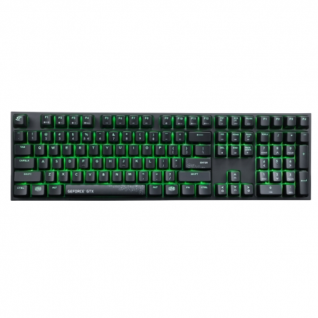 Cooler Master tastiera MasterKeys Pro L GeForce Edition