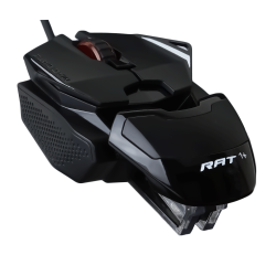 Mad Catz Mouse RAT 1 PLUS nero