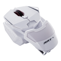 Mad Catz Mouse RAT 1 PLUS bianco