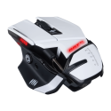 Mad Catz Mouse RAT 4 PLUS bianco