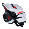 Mad Catz Mouse RAT 6 PLUS bianco