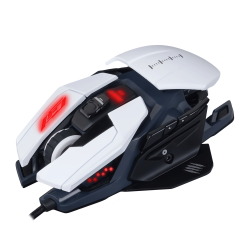 Mad Catz Mouse RAT PRO S3 bianco