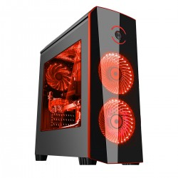 Pc Gaming GX400 red