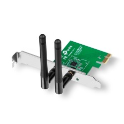 TP-LINK Scheda Wireless N300 PCIe TL-WN881ND 2 antenne