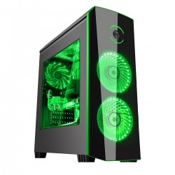Pc Gaming GX400 green